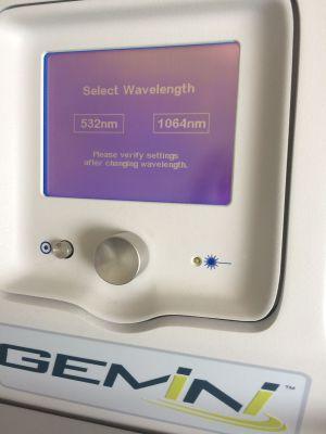 Laserscope Gemini Touchscreen | Medshare Laser