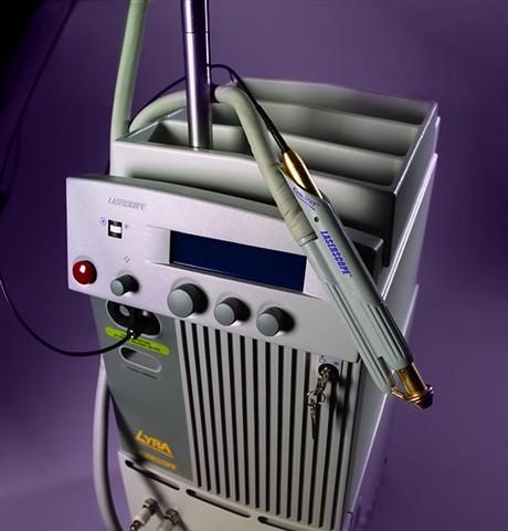 Laserscope Lyra Hair Removal Laser | Medshare Laser