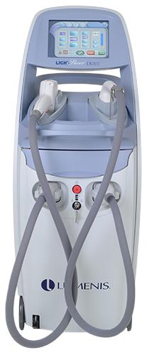 Used Lumenis Lightsheer Laser Machine Aesthetic Equipment